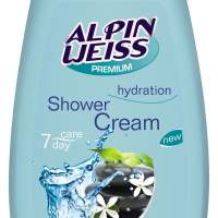 "Shower & Cream ""Alpinweiss_Sea_Minerals"" 400 ml"